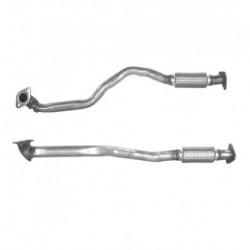 Tuyau d'échappement pour ALFA ROMEO GTV 3.0 V6 24v (moteur : AR16102 - Tuyau flexible long)