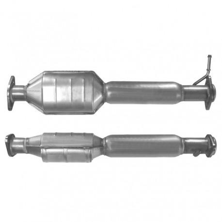 Catalyseur pour ALFA ROMEO 156 2.5 V6 24v (moteur : AR32401)