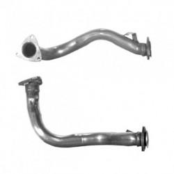 Tuyau d'échappement pour AUDI CABRIOLET 2.6 V6 Boite auto Coté droit (4 boulons coté catalyseur)