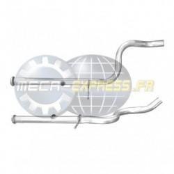 Catalyseur pour Audi A4 2.4 (A4 Avant) 30V Break Mot: AGA BHP 165 NON-OBD