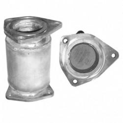 Catalyseur pour PEUGEOT 206CC 1.6 HDi HDi (DV6TED4 - pour véhicules sans FAP)