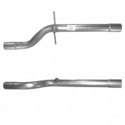 Catalyseur pour Citroen Berlingo 1.4 8V Van Mot: TU3JP BHP 75 OBD