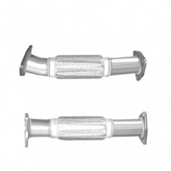 Catalyseur pour Citroen Jumper 2.2 HDi (Relay) HDI 120 16V MPV Mot: P22DTE BHP 120