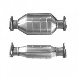 Catalyseur pour CHEVROLET REZZO 1.6 (A16DMS) - Catalyseur situé sous le véhicule