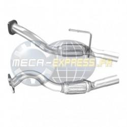 Catalyseur pour Fiat Stilo 1.2 16V Hayon Mot: 188A5.000 BHP 80 OBD