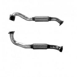 Catalyseur pour Ford Escort 1.6 16V Cabriolet Mot: L1E Automatic BHP 90