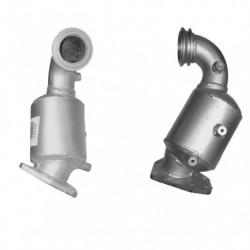 Catalyseur pour ALFA ROMEO 159 1.9 JTDM (moteur : 939A1)