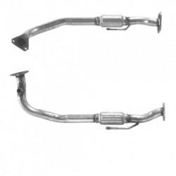 Tuyau d'échappement pour FIAT PUNTO 1.1 55 (véhicules 5 ou 6 vitesses) tuyau flexible simple