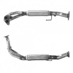 Tuyau d'échappement pour FIAT PUNTO 1.1 55 6 Speed (tuyau flexible double)
