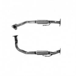 Tuyau d'échappement pour FIAT PUNTO 1.2 60 Boite manuelle (moteur : 176 A7.000) tuyau flexible simple