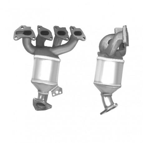 Catalyseur pour CHEVROLET VOLT 1.4 Hybrid (moteur : LUU - A14XFL)