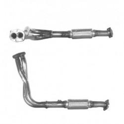 Catalyseur pour Honda Civic 1.6  VTEC 16V Coupe Mot: D16Y8 BHP 123