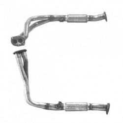 Catalyseur pour Honda Civic 1.6  (Civic Aerodeck) 16V Break  Mot: D16B2 BHP 114