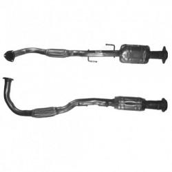 Catalyseur pour CHRYSLER CHEROKEE 2.8 CRD Turbo Diesel