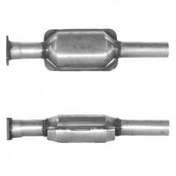 Catalyseur pour PEUGEOT PARTNER 1.9 Diesel (DW8B jusqu'au n° de chassis RP09064)