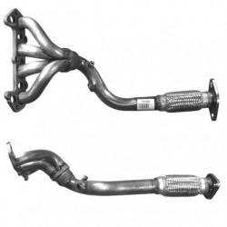 Catalyseur pour Mazda MX5 1.6 16V Cabriolet Mot: B6D BHP 109 NON-OBD