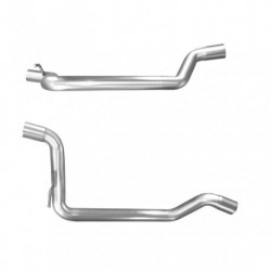 Catalyseur pour Mercedes C180 2.0  (C180 S203) 16V Break  Mot: M111.951 BHP 129 OBD