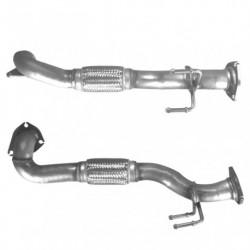 Catalyseur pour Mercedes C230 2.3 (C230 W202) 16V Berline Mot: M111.974 BHP 148