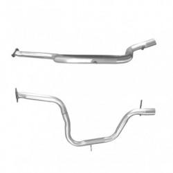 Catalyseur pour Mercedes E230 2.3 (E230 W210) 16V Berline Mot: M111.970 BHP 150