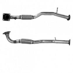 Catalyseur pour Mercedes ML270 2.7  (ML270 W163) CDi 20V ATV/MPV Mot: OM612.963 BHP 163