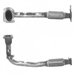 Catalyseur pour Mitsubishi Colt 1.3  (Colt Mirage) 12V Hayon  Mot: 4G13(12V) BHP 74 NON-OBD