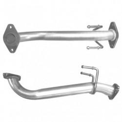 Catalyseur pour Nissan Sunny 1.6 (Sunny B12) 12V Hayon Mot: GA16I BHP 94