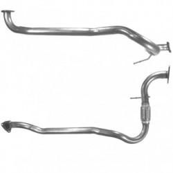 Catalyseur pour Nissan Sunny 1.6 (Sunny Y10) SPi 16V Break Mot: GA16DS BHP 94
