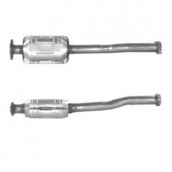 Catalyseur pour ALFA ROMEO 166 2.0 16v Twin Spark (moteur : AR34102 - AR34103 - Sans OBD)