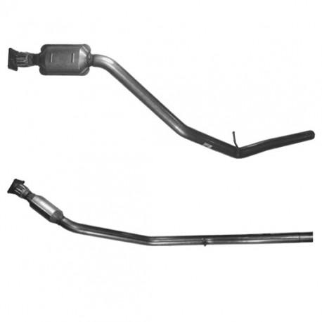 Catalyseur pour CHRYSLER VOYAGER 2.8 Mk.3 CRD Turbo Diesel Stow et Go