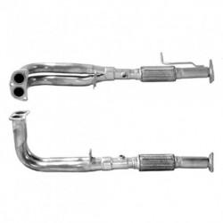 Catalyseur pour Opel Astra F 1.4 (Astra Mk 3) 16V Hayon Mot: X14XE BHP 89 NON-OBD