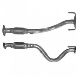 Catalyseur pour Opel Astra F 1.7 (Astra Mk 3) LP T 8V Break Mot: X17DTL BHP 67 NON-OBD