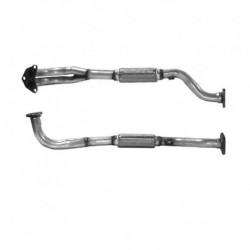 Catalyseur pour Opel Astra G 1.8  (Astra Mk 4) 16V Hayon  Mot: X18XE1 BHP 113 NON-OBD