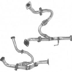 Catalyseur pour Opel Combo 1.6 8V Van Mot: Z16SE BHP 84 OBD