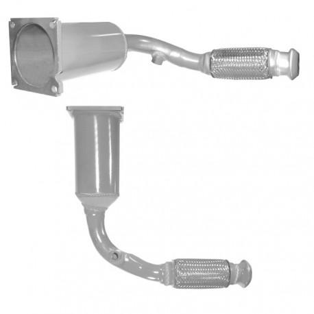 Catalyseur pour CITROEN BERLINGO 1.6 16v (moteur : NFU TU5JP4)