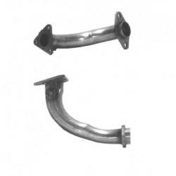 Catalyseur pour Peugeot 106 1.1 8V Hayon Mot: HDZ(TU1M) BHP 60 NON-OBD