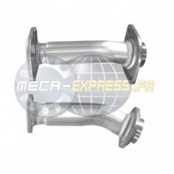 Tuyau d'échappement pour MAZDA 6 2.2 MZR-CD (moteur : GH - R2BF - 2ème tuyau flexible)