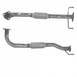Catalyseur pour Peugeot 306 1.6 8V Hayon Mot: NFT Automatic BHP 100