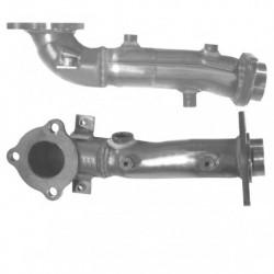 Catalyseur pour Peugeot 306 1.9 8V Hayon Mot: DJY(XUD9A) BHP 71 NON-OBD
