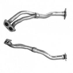 Catalyseur pour Peugeot 306 1.9 8V Hayon Mot: WJZ(DW8) BHP 70 NON-OBD