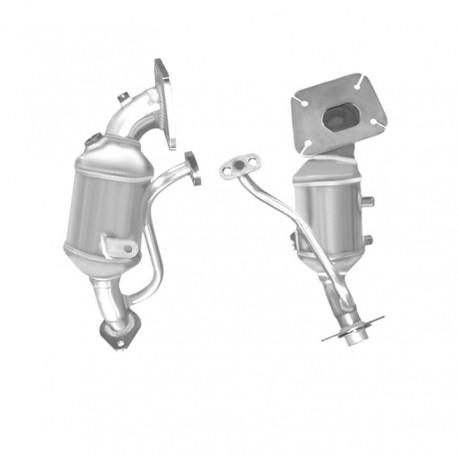Catalyseur pour CITROEN C1 1.0 Mk.2 VTi 12v (moteur : 1KR-FE)