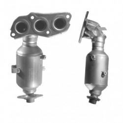 Catalyseur pour CITROEN C1 1.0 12v (moteur : 1KR-FE - Euro 4)