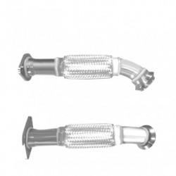 Tuyau d'échappement pour MERCEDES CLA180 1.5 (C117.312) CDi (moteur : OM607951 - 1er tuyau de connexion)