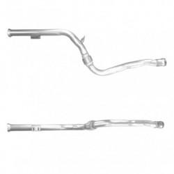 Catalyseur pour Peugeot 206SW 1.4 HDi HDi 8V Break Mot: 8HX(DV4TD) BHP 68 NON-OBD