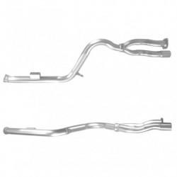 Catalyseur pour Peugeot Boxer 2.8 8V Van Mot: 8140.43S(F28DTCR) BHP 127 NON-OBD