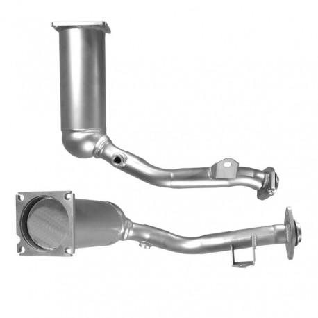 Catalyseur pour CITROEN C2 1.4 8v (moteur : TU3JP - TU3A (moteur : KFV))