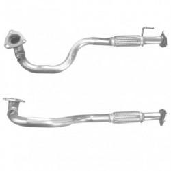 Catalyseur pour Rover Mini 1.3 (Mini Cooper S) 8V Berline Mot: 12A2E, 12A2L BHP 85