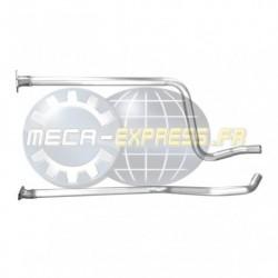 Tuyau d'échappement pour OPEL ASTRA 1.4 Mk.6 Turbo (moteur : A14NET) N° de chassis to CG999999