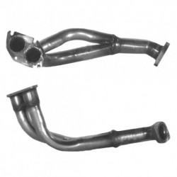 Catalyseur pour Seat Toledo 1.6  8V Hayon  Mot: 1F BHP 72 NON-OBD