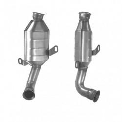 Catalyseur pour CITROEN C3 PLURIEL 1.4 HDi (moteur : 8HX - DV4TD - 70cv)