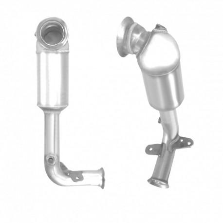 Catalyseur pour CITROEN C4 1.2 12v THP (moteur : EB2DT(HNZ) - EB2DTS(HNY))
